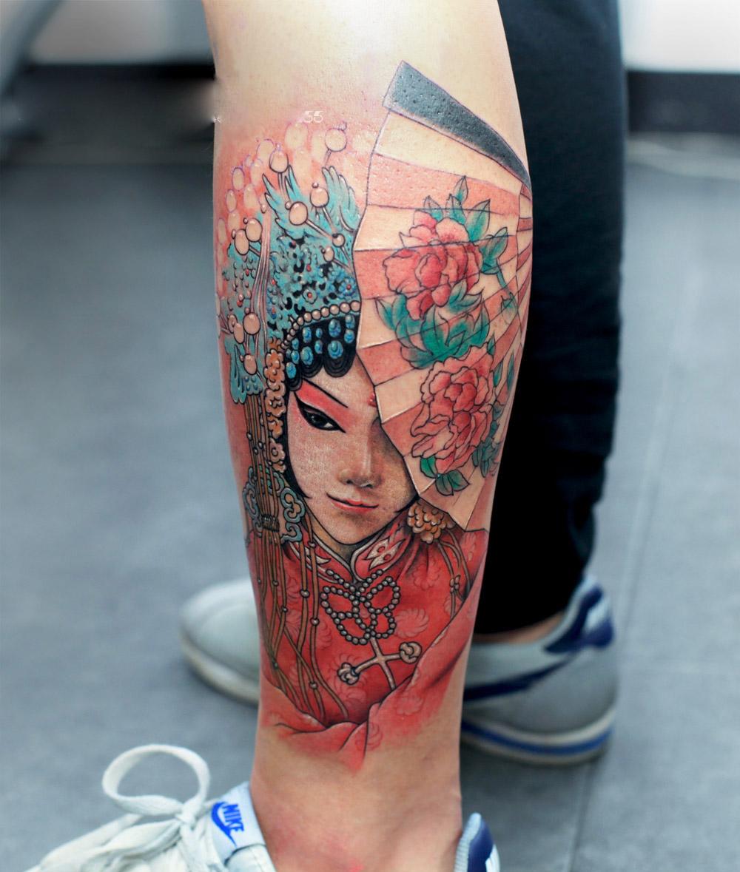 属兔的人纹身_生肖纹身大全:属猪的人纹身什么好?23幅图案推荐 - 广州纹彩刺青